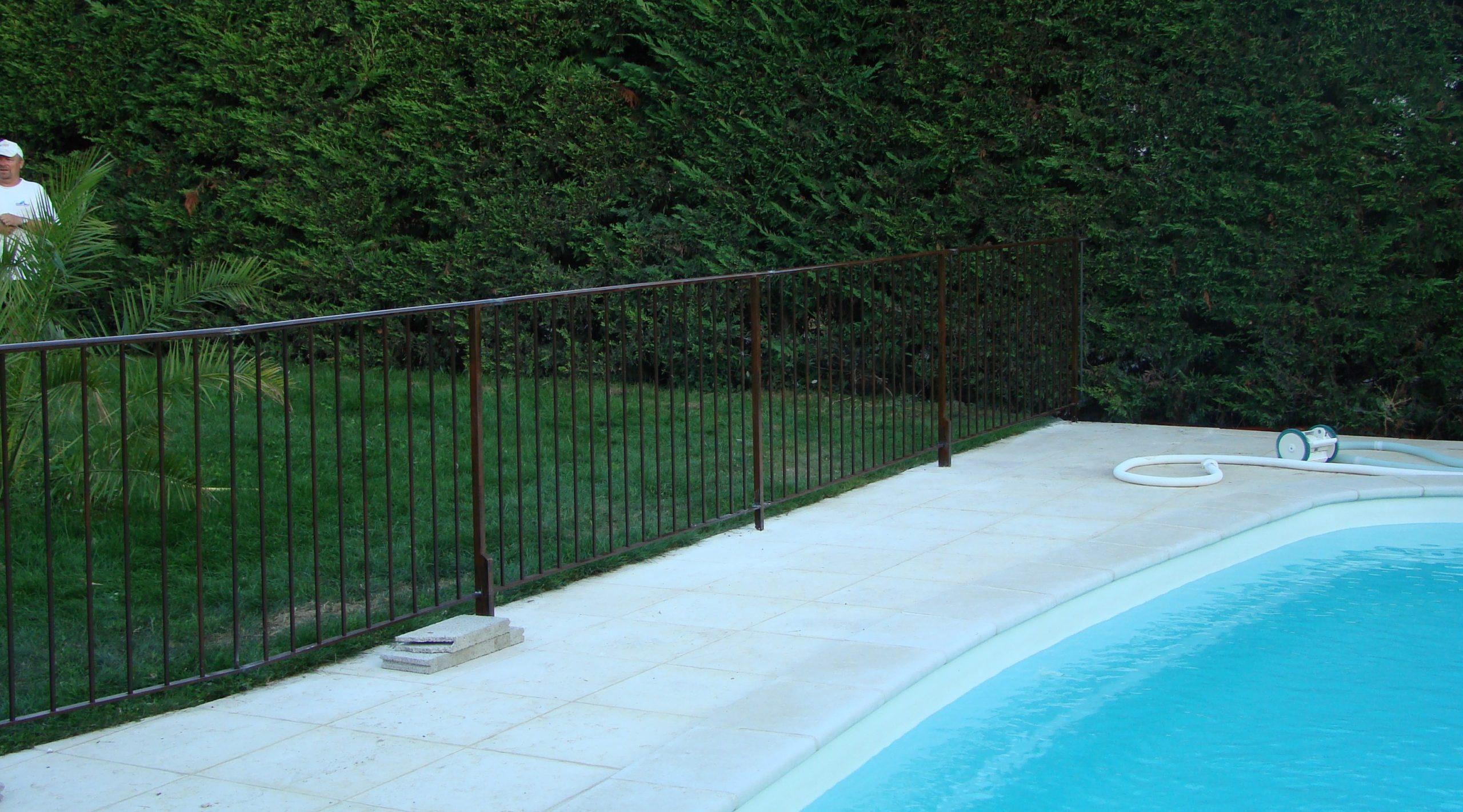 Rampe Protection De Piscine